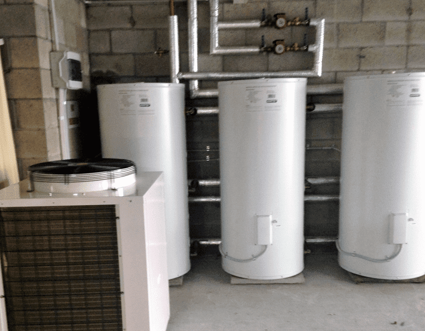 Brisbane Commercial Heat Pump Installation- Profile Apartments