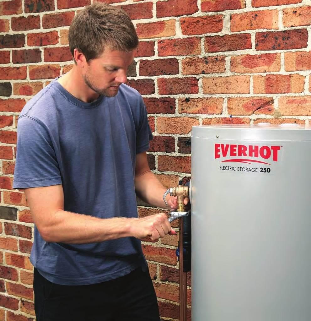 Everhot Hot Water Systems - Sunpak Hot Water Systems