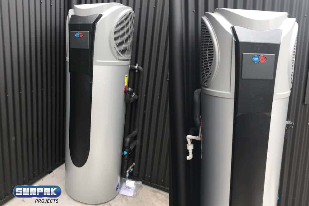 Evo270 Hot Water System Installed on The Sunshine Coast