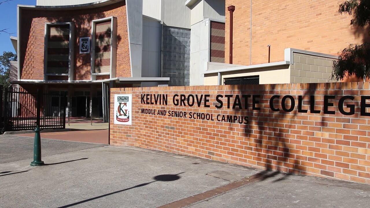 Kelvin State Grove College - Pool Heater Installation - Sunpak Hot Water