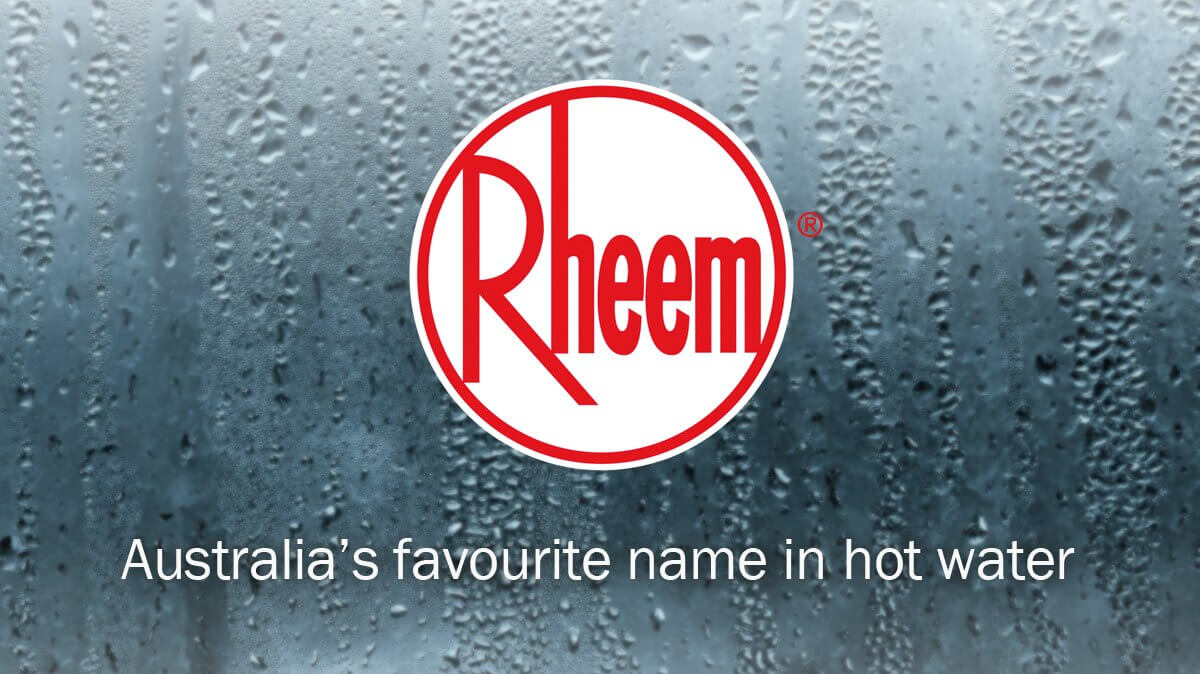 Rheem Hot Water Systems - Sunpak Hot Water Systems