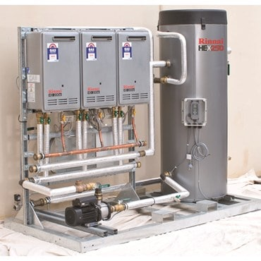 Rinnai Hot Water Systems - Sunpak Hot Water Systems