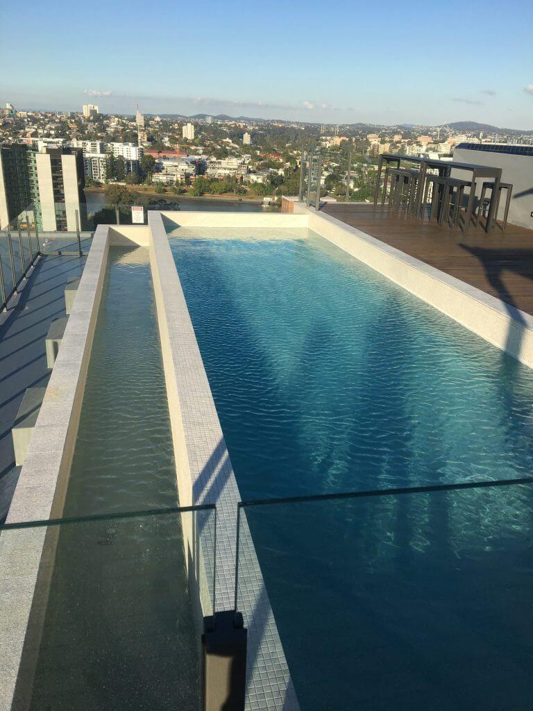 Ilumina Apartments Toowong Pool Heating System